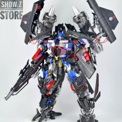 Iron Warrior IW-06 Jet Power Armor Upgrade Kit for MPM-4 Optimus Prime Jetfire