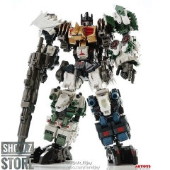 Fansproject Saurus Ryu-Oh Dinokings Combiner Set of 6