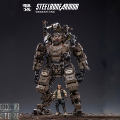 [Pre-Order] JoyToy Dark Source 1/25 Steel Bone Armour Desert Color /w Pilot
