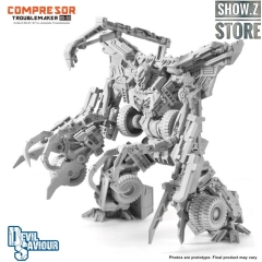 [Pre-Order] Devil Saviour DS-03 Compresor Overload