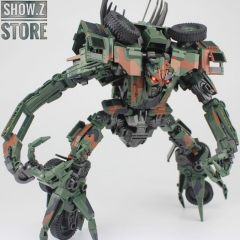TF Dream Factory GOD-09 Steel Claw Bonecrusher Camouflage Version