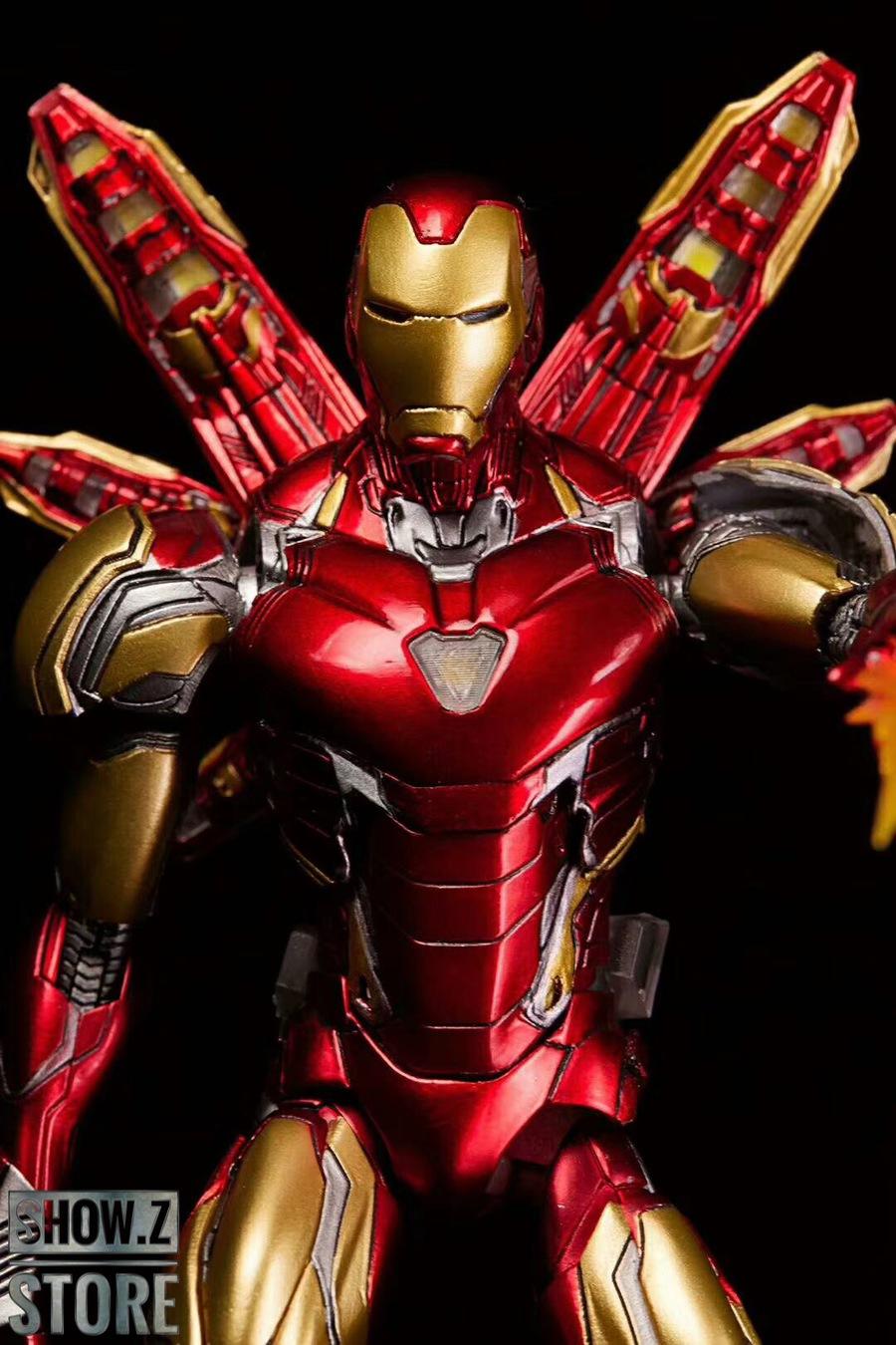Comicave Studios 1//12 Iron Man Mark 85 Mark LXXXV Diecaset Figure Toy Collect
