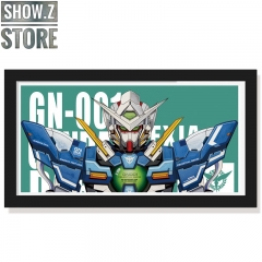 ChenFu Studio GN-001 Gundam Exia 3D Wall Art Decoration Picture