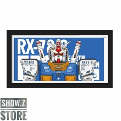 ChenFu Studio RX-78-2 Gundam 3D Wall Art Decoration Picture