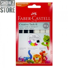 Faber-Castell Black and White Color Tack-It Reusable Adhesive 50gms