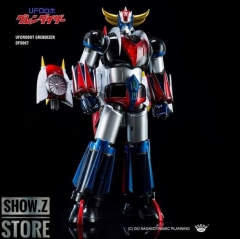 [Pre-Order] King Arts Diecast Figure Series DFS067 UFO Robot Grendizer Limited Edition w/ UFO
