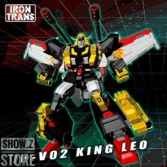 [Pre-Order] IronTrans IR-V02 King Leo Victory Leo