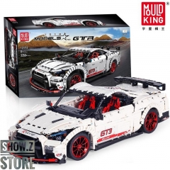 Mould King 13172 The Nismo Nissan GTR GT3