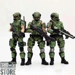 JoyToy Source 1/18 Russian Army Team Set of 3