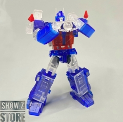 Magic Square MS-B04T Transporter Ultra Magnus Clear Version