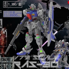 [Pre-Order] Rodams 1/72 RAS-30 RX-78GP03S Gundam Model Kit