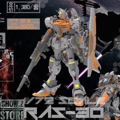 [Pre-Order] Rodams 1/72 RAS-30 RX-78GP03S Gundam Orange Version Model Kit