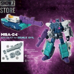 [Pre-Order] FansHobby MBA-04 Add On Kit for MB-08 Double Evil Overlord
