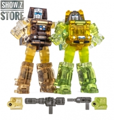 NewAge H19T Hogan Brawn & H20T William Bonney Outback Translucent Limited Edition Set of 2