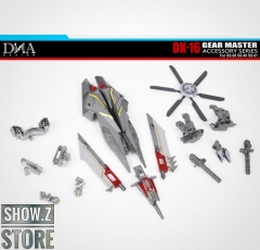 [Pre-Order] DNA Design DK-16 Gear Master Upgrade Kit for SS-49/61/08 Bumblebee, Sentinel Prime & Blackout