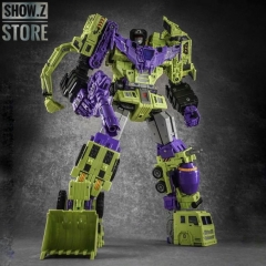 ToyWorld TW-C07X Constructor Devastator Perfect Edition Set of 6