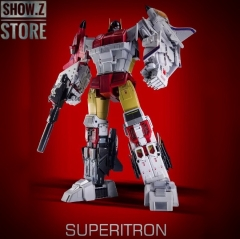 [Pre-Order] Zeta Toys ZB-06 Superitron Superion Metallic Full Paint Version Set of 6
