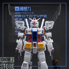 Inforce RX-78-2 Gundam Internal Structure Showcase Display