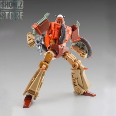 KFC Toys E.A.V.I. Metal Phase P-6E Dregs Junkion