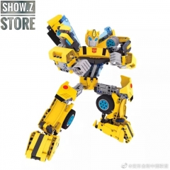 Hasbro & Xiaomi Onebot Transformers Bumblebee Building Brick China Store Exclusive