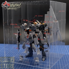 Model Legend 1/144 RX-93 ν Gundam Internal Structure Showcase Display