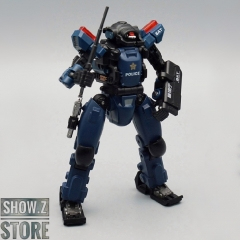 [Pre-Order] MechFansToys AGS-03 Stellar Knights Police Team