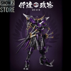 [Pre-Order] Devil Hunter DH-01B 1/72 Date Masamune Gundam Metal Build Black Limited Version