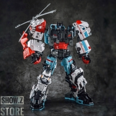 Yes Model MTCM-04 Guardia Defensor Combiner Gift Set of 5