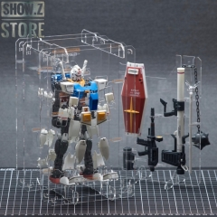 Inforce MG02 MG 1/100 RX-78-2 GUNDAM Ver.2.0 Internal Structure Showcase Display