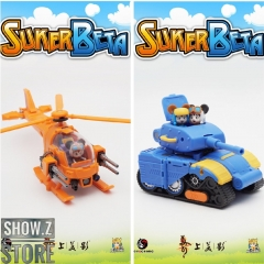 [Pre-Order] Mechanic Studio CA-03 Suker & Beta Giftbox Set of 2