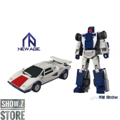 [Pre-Order] NewAge H36 Hitcher Breakdown
