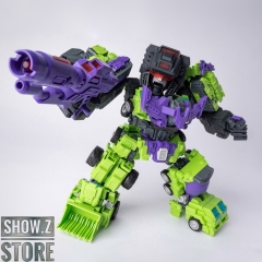 [Pre-Order] Master Made SDT-08 Demolisher Devastator Full Set