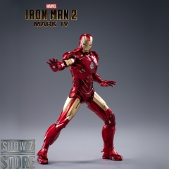 ZT Toys Marvel Licensed 1/9 Iron Man Mark 4 w/ Garage