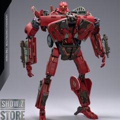 Toyworld TW-FS06R Baron Starscream Red Version