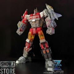 [Pre-Order] Zeta Toys ZB-07 Superitron Superion Clear Version Giftbox Set of 6