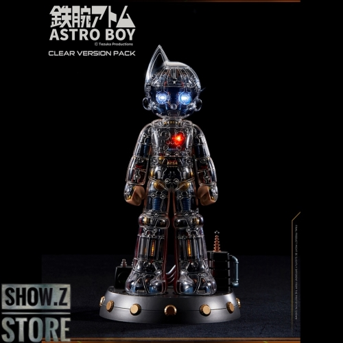 [Pre-Order] Blitzway X 5PRO Studio Astro Boy Clear Version
