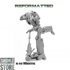[Pre-Order] Mastermind Creations Reformatted R-49 Mentis IDW Rung