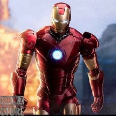 ZT Toys Marvel Licensed 1/9 Iron Man Mark 3 w/LEDs