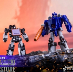 Dr.Wu DW-E01 Destroy Emperpo Galvatron & DW-E02B Monitor Officer Soundblaster Set of 2