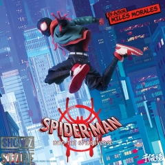 [Pre-Order] Sentinel Toys Spider-Man: Into the Spider-Verse Miles Morales