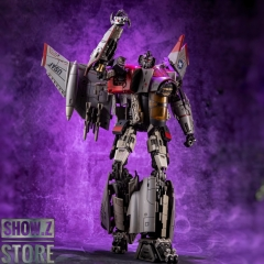 [In Coming] Mechanical Alliance SX-01 Thunder Warrior Blitzwing w/ LED