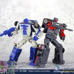 Magic Square MS-B14 & B15 Beat Back & Collide Breakdown & Wildrider Set of 2