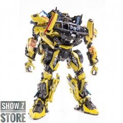 4th Party Masterpiece Movie Series MPM-11 Ratchet w/ Improved Painting