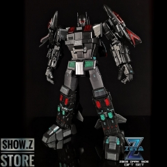 [Pre-Order] Zeta Toys ZB-08 Darkside Superitron Superion Black Version Giftbox Set of 6