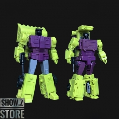 [Pre-Order] Magic Square MS-B?? Scrapper & MS-B?? Mixmaster Set of 2