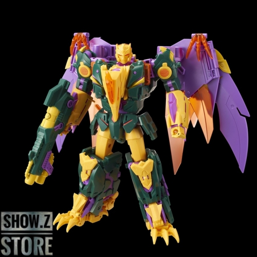 [Pre-Order] TFC Toys S-04 Lucifer Cutthroat