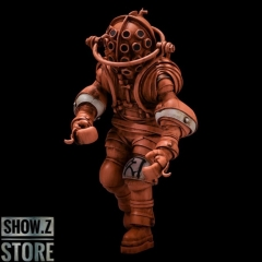 [Pre-Order] Sentinel Toys Vintage Diving Suits Collection No.01TA Takeya Color Version