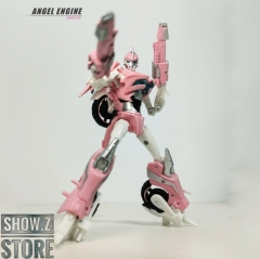 [Pre-Order] APC Toys APC-005 Angel Engine TFP Arcee Pink Version