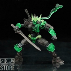 [Pre-Order] No.57 Armored Puppet Oni Flame 1/24 Model Kit Green Version