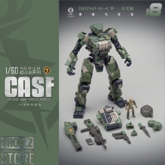 [Pre-Order] Forging Soul & Mechanic Toys 1/60 AGS-18 CASF Rhino Type 81-C